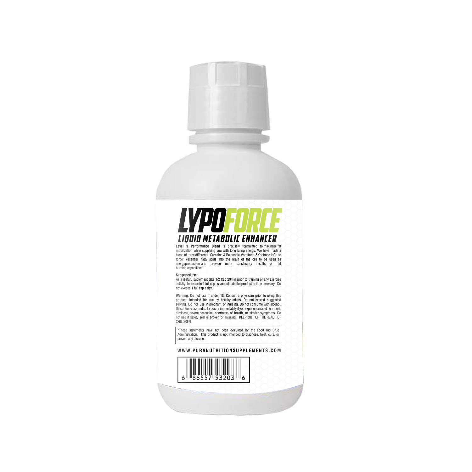 Lypo-Force Liquid L-Carnitine