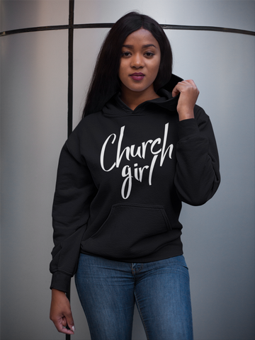 Official Church Girl Hoodie