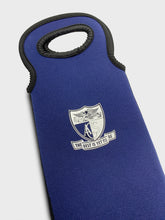 Load image into Gallery viewer, The ACS Store -  - Cool Silver Crest Neoprene Wine Bottle Holder
