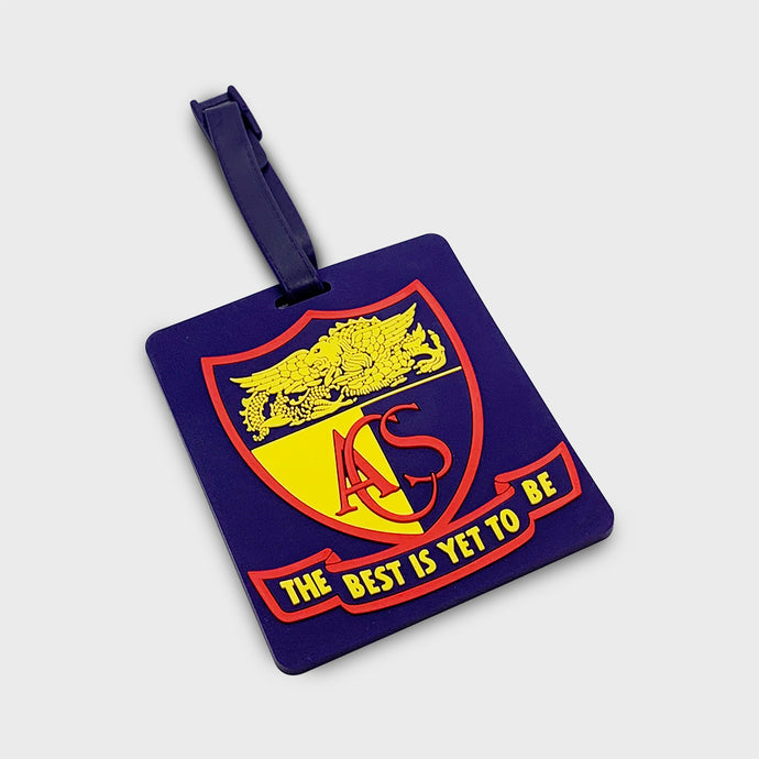 The ACS Store -  - ACS Crest Luggage Tag