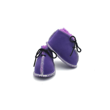 Load image into Gallery viewer, Purple Booties