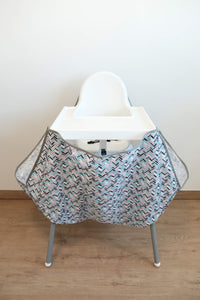 High chair food catcher - ToddleQuest