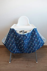 High Chair Food Catcher - Jelly Belly - ToddleQuest