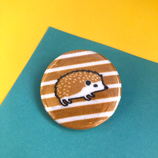 Small Fabric Badges