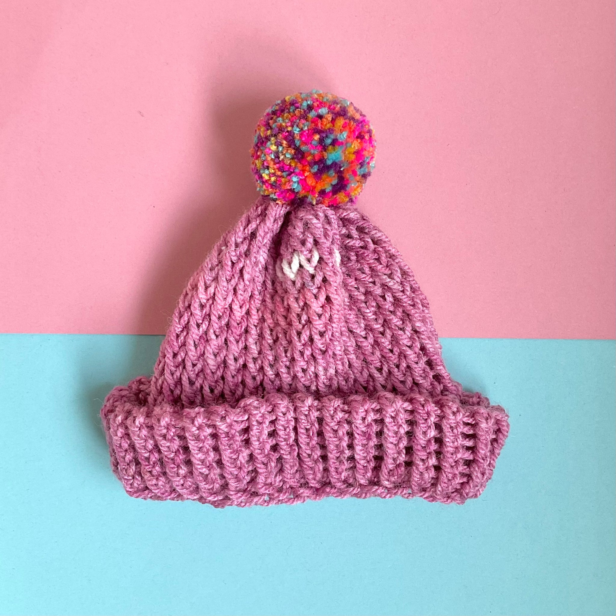 Loom Knitted Hats - Small