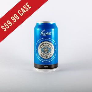 Coopers Session Ale 375ml Cans