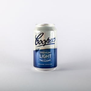Coopers Premium Light 375ml Cans