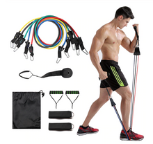 Load image into Gallery viewer, Strength Bands™ - 11 Piece Home Gym Collection