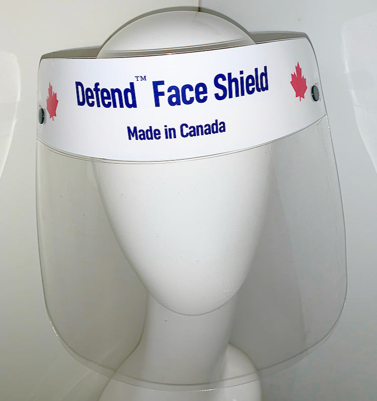 Defend™ Medical Face Shields