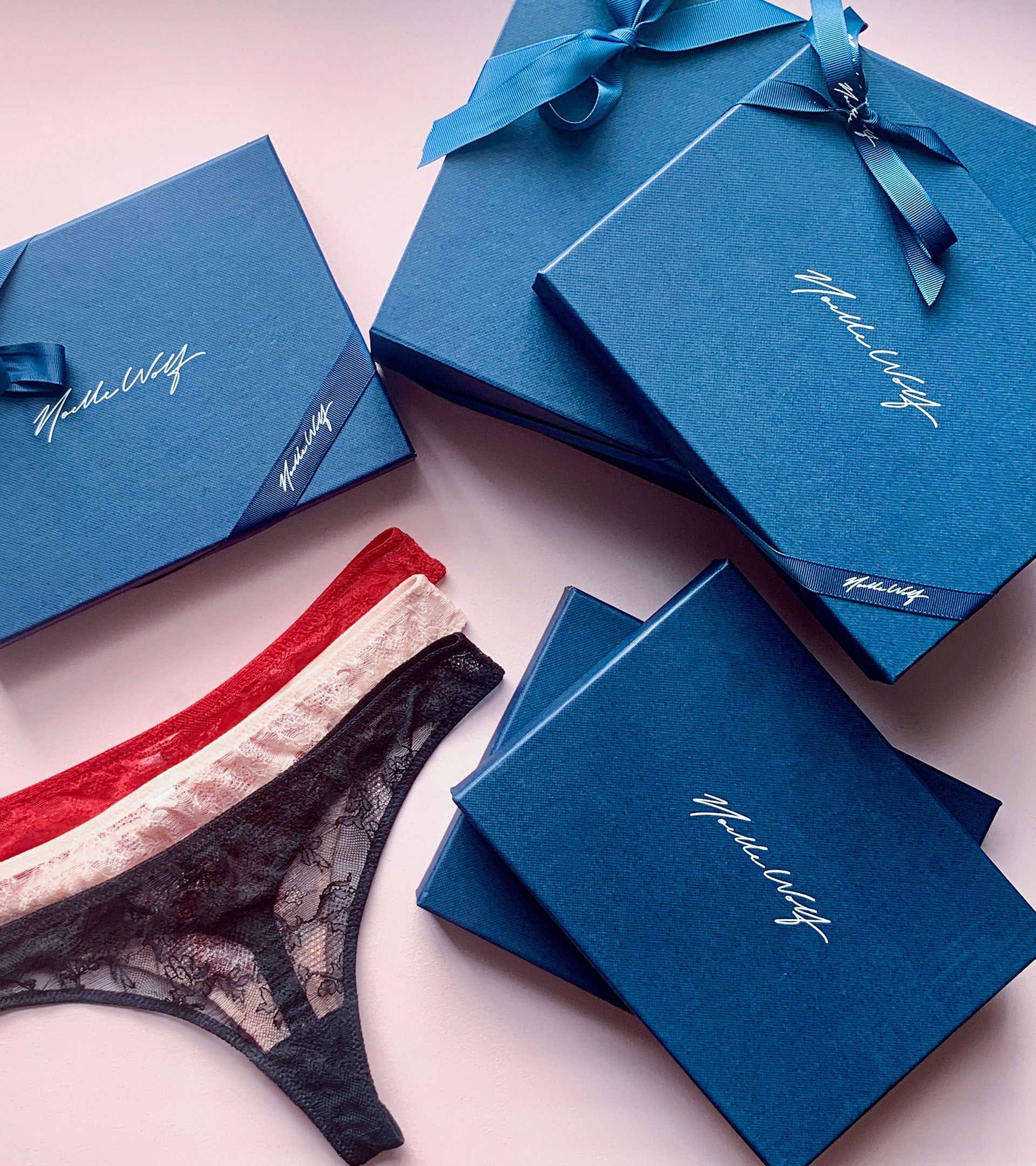 Three Bold Thong Gift Set