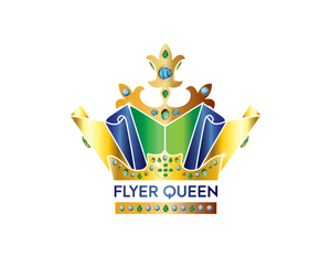 The Real Flyer Queen Graphic Studios