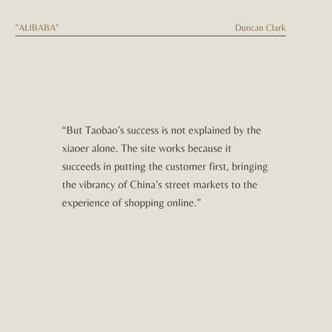 Alibaba Book Summary The House That Jack Ma Built Quote 3