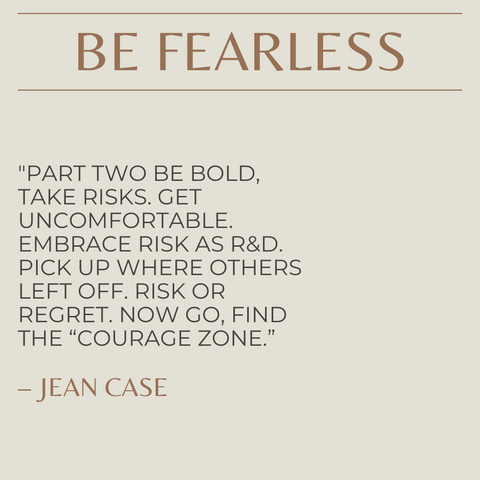 Be Fearless Book Summary 5 Principles for a Life of Breakthroughs and Purpose Quote 2
