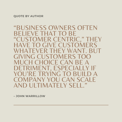 Built To Sell Book Summary Creating A Business That Can Thrive Without You Quote 1