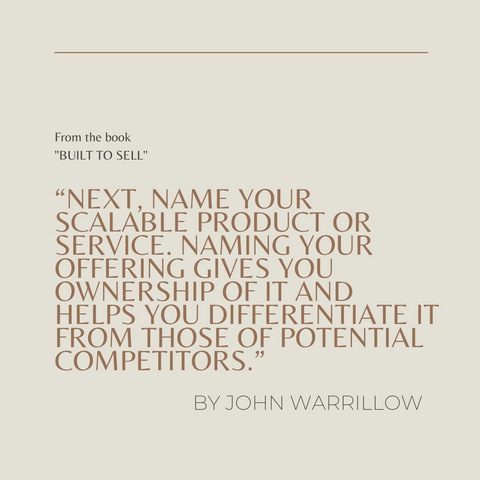 Built To Sell Book Summary Creating A Business That Can Thrive Without You Quote 3