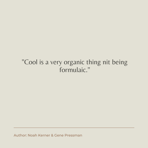 Chasing Cool Book Summary Standing Out in Today's Cluttered Marketplace Quote 3