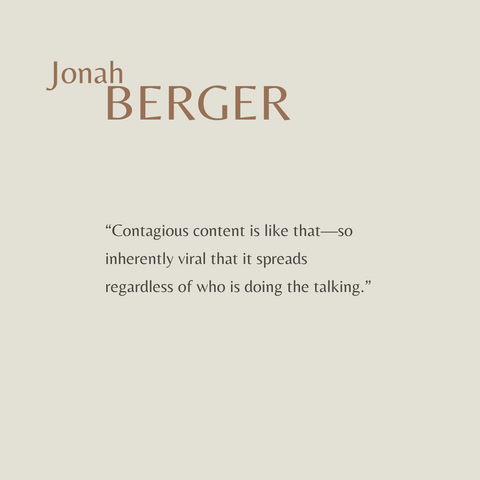 Contagious Book Summary Why Things Catch On Quote 3
