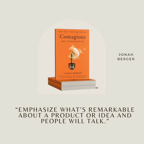 Contagious Book Summary Why Things Catch On Quote 4