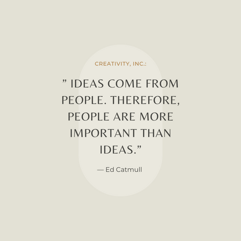 Creativity, Inc. Book Summary Overcoming the Unseen Forces That Stand in the Way of True Inspiration Quote 2