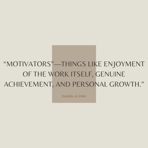 Drive Book Summary The Surprising Truth About What Motivates Us Quote 1