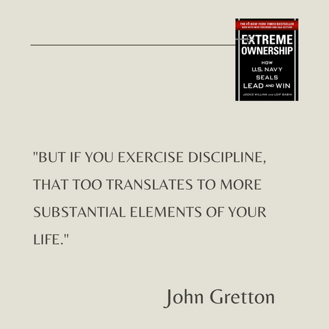 Extreme Ownership Book Summary How U.S. Navy SEALs Lead and Win Quote 3