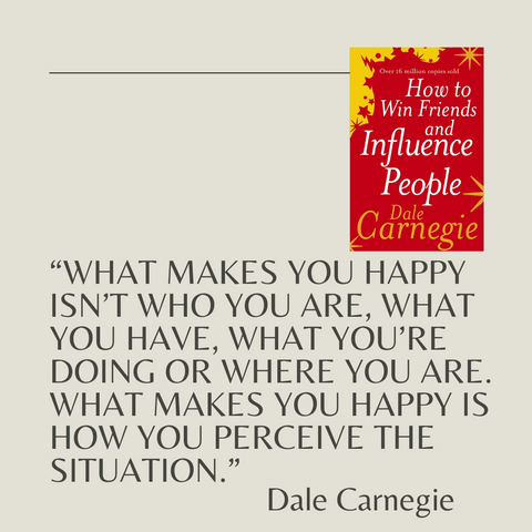 How to Win Friends and Influence People Book Summary Quote 1