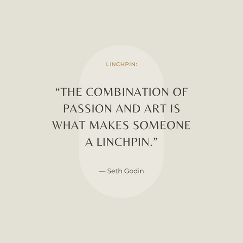 Linchpin Book Summary: Are You Indispensable Quote 2
