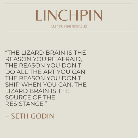 Linchpin Book Summary: Are You Indispensable Quote 4