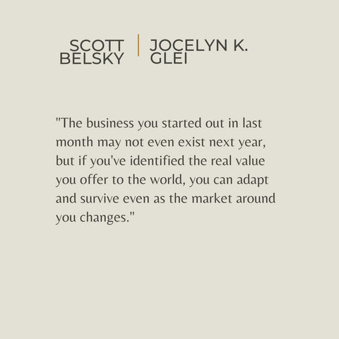 Make Your Mark Book Summary The Creative's Guide to Building a Business with Impact Quote 2