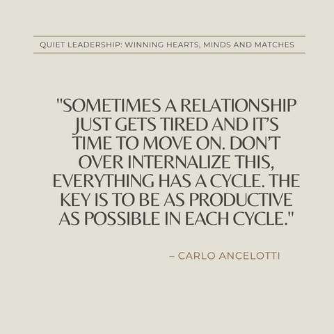Quiet Leadership Book Summary Winning Hearts, Minds & Matches Quote 3