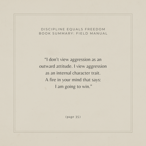 Quotes From The Book Discipline Equals Freedom Image 3