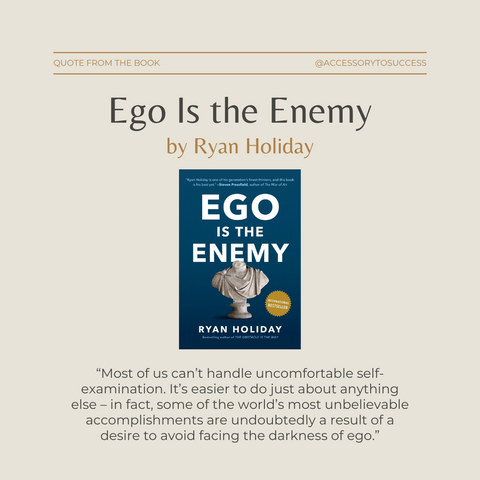 Quotes From The Book Ego is the Enemy Image 4