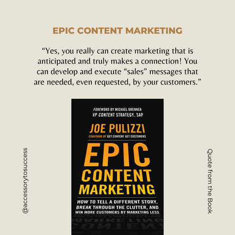 Quotes From The Book Epic Content Marketing Image 3