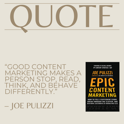 Quotes From The Book Epic Content Marketing Image 5