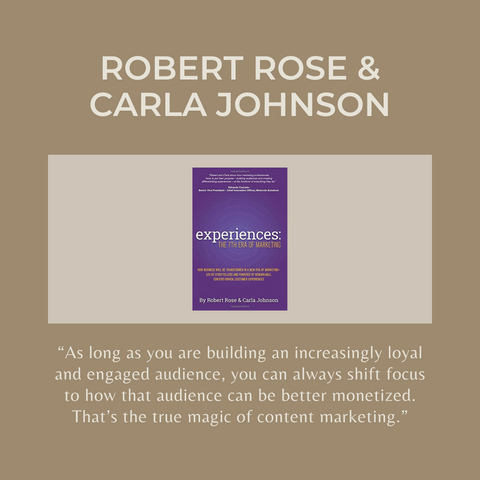 Quotes From The Book Experiences Image 1