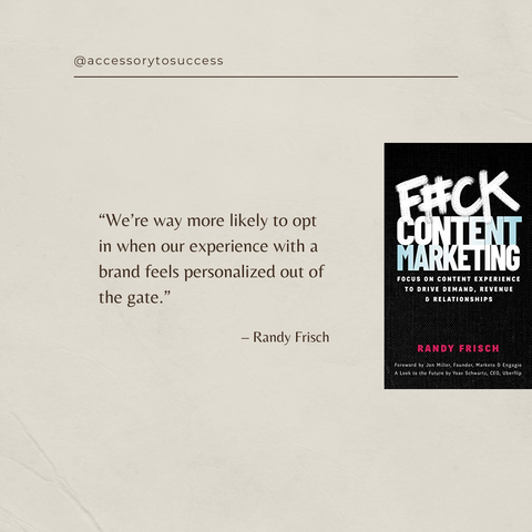 Quotes From The Book F_ck Content Marketing Image 2