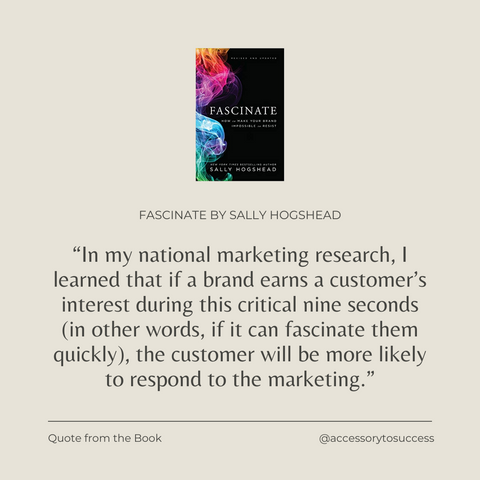 Quotes From The Book Fascinate Image 4