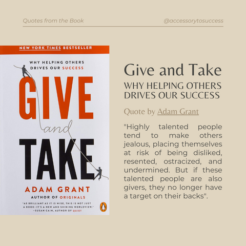 Quotes From The Book Give and Take Image 2
