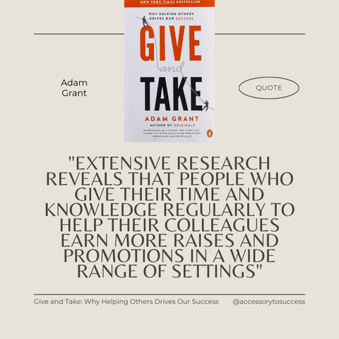 Quotes From The Book Give and Take Image 3