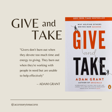 Quotes From The Book Give and Take Image 4