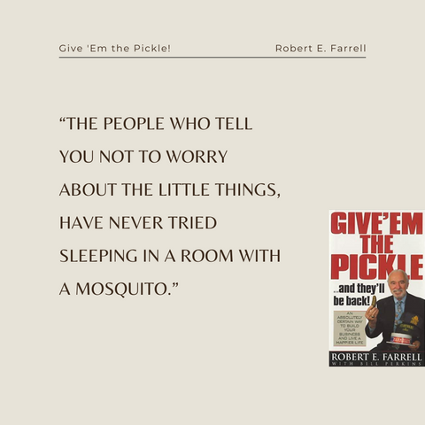 Quotes From The Book Give 'em the Pickle! Image 3