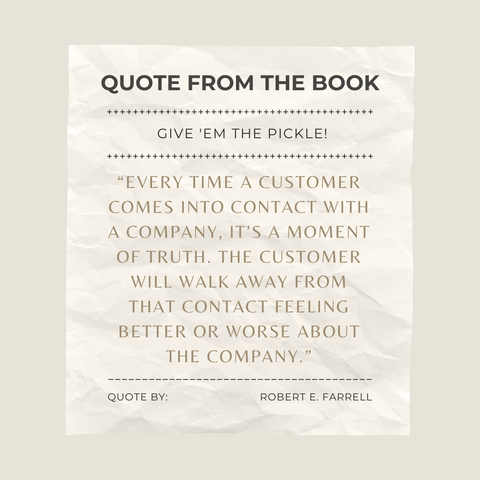 Quotes From The Book Give 'em the Pickle! Image 4