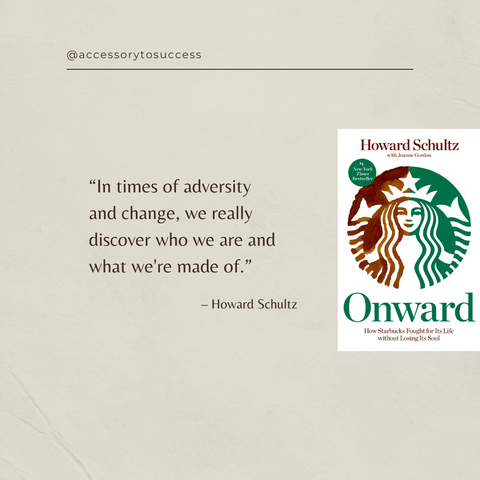 Quotes From The Book Onward - How Starbucks Fought For Its Life Without Losing Its Soul Image 2