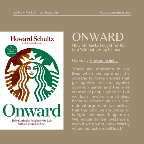 Quotes From The Book Onward - How Starbucks Fought For Its Life Without Losing Its Soul Image 3