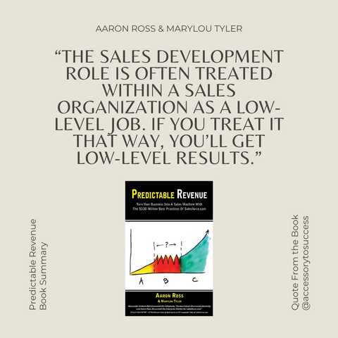 Quotes From The Book Predictable Revenue Image 4
