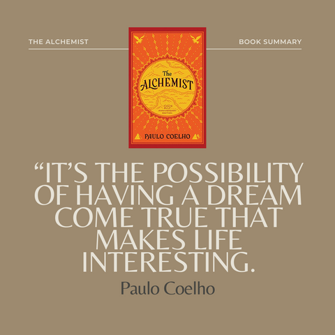 Quotes From The Book The Alchemist Image 1