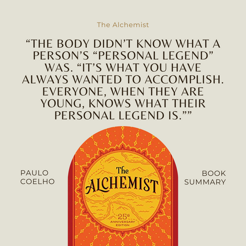 Quotes From The Book The Alchemist Image 2