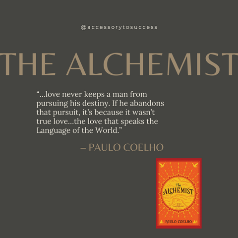 Quotes From The Book The Alchemist Image 4