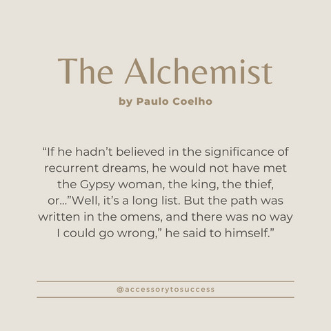 Quotes From The Book The Alchemist Image 5