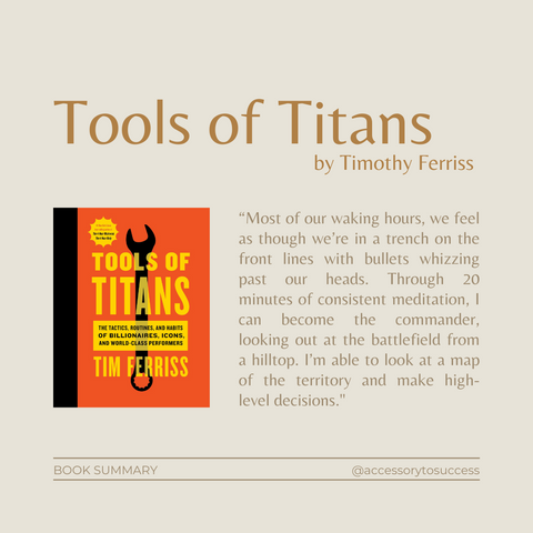 Quotes From The Book Tools of Titans Image 2